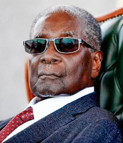 3. Robert Mugabe et l'indépendance du Zimbabwe