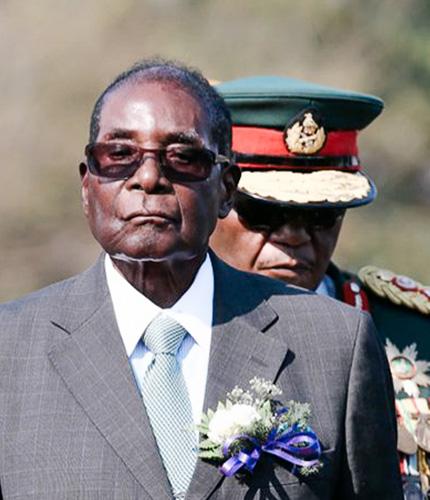 2. Robert Mugabe, sur la route du pouvoir