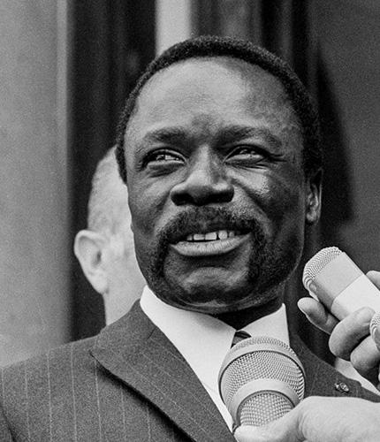 3. Omar Bongo, pilier de l'Afrique