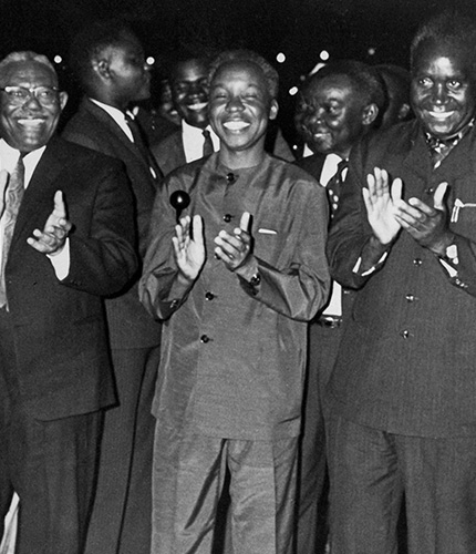 Alphonse Massamba-Débat