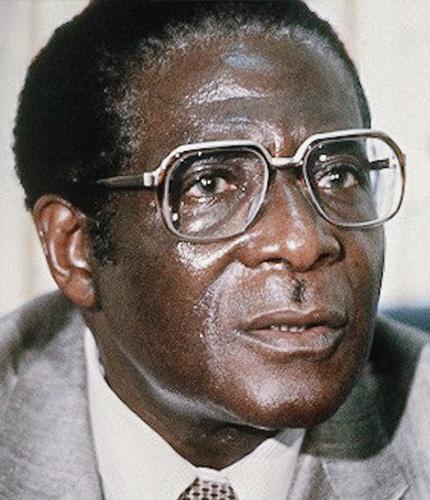 4. Robert Mugabe et Joshua Nkomo, les frères ennemis