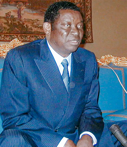 6. Gnassingbé Eyadema, les crises politiques