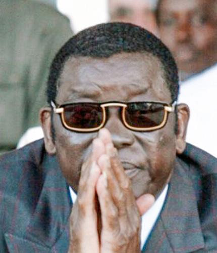 2. Gnassingbé Eyadema, la prise de pouvoir