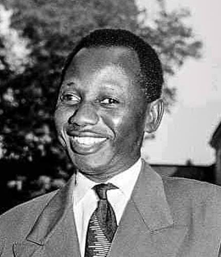 1. Mamadou Dia, l'enseignant