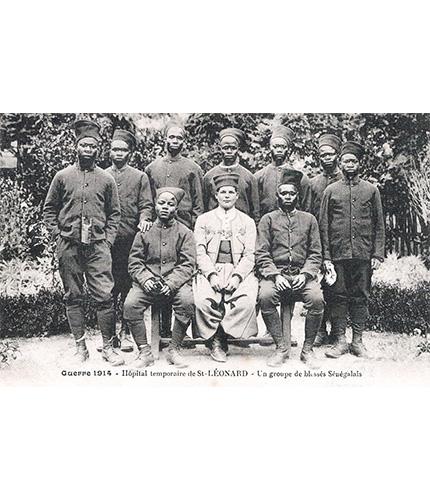 2. Tirailleurs sénégalais