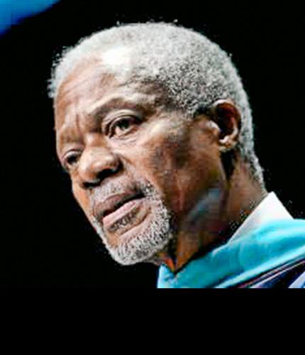 4. Kofi Annan et la crise au Congo