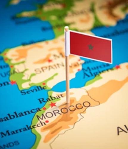 1. De Mohammed V à Hassan II